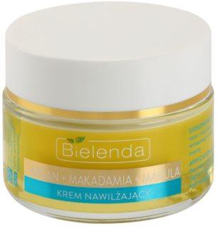 Bielenda Skin Clinic Professional Moisturizing creme de hidratação profunda com efeito alisador