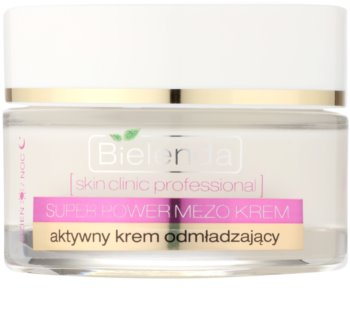 Bielenda Skin Clinic Professional Rejuvenating creme ativo rejuvenescedor para pele madura