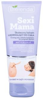 Bielenda Sexy Mama zpevňující tělový balzám proti celulitidě