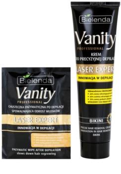 Bielenda Vanity Laser Expert crema depilatoria per le parti intime