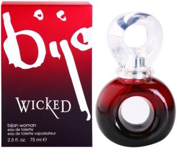 Bijan Wicked eau de toilette para mujer 75 ml