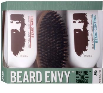 Billy Jealousy Beard Envy lote cosmético I.