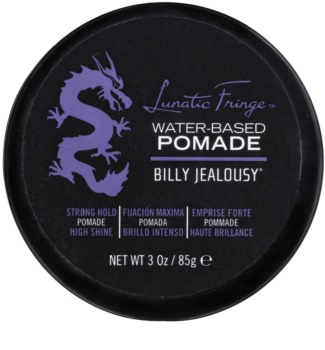 Billy Jealousy Lunatic Fringe pomada de fixação forte para todos os tipos de cabelos