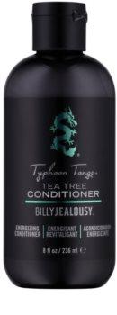 Billy Jealousy Tea Tree Typhoon Tango condicionador energizante para todos os tipos de cabelos