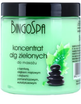 BingoSpa Algae masážní koncentrát ze zelených řas