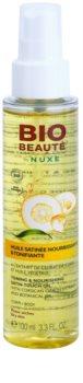 Bio Beauté by Nuxe Body tonisierendes und ernährendes Öl mit Extrakten von korischer Zitrone und botanischem Öl