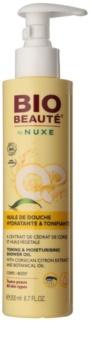 Bio Beauté by Nuxe Body душ-масло за хидратация и освежаване на кожата