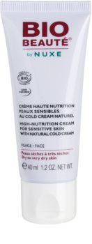 Bio Beauté by Nuxe High Nutrition crema nutritiva con cold cream