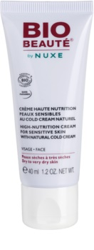 Bio Beauté by Nuxe High Nutrition Närande kräm Med kall kräm