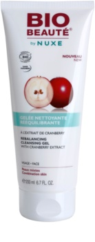 Bio Beauté by Nuxe Rebalancing gel detergente riequilibrante all'estratto di mirtillo