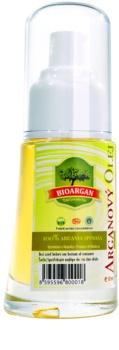 Bioargan Argan Oil aceite de argán cosmético para rostro, cuerpo y cabello