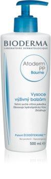 Bioderma Atoderm PP Baume балсам за тяло  за суха и чувствителна кожа