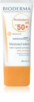 Bioderma Photoderm AR crème protectrice teintée pour peaux très sensibles sujettes aux rougeurs SPF 50+