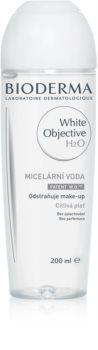 Bioderma White Objective eau micellaire nettoyante anti-taches pigmentaires