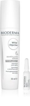 Bioderma White Objective Uppljusande nattkräm  för korrigering av pigmentfläckar