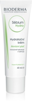 Bioderma Sébium Hydra Moisturising Cream For Skin Left Dry And Irritated By Medicinal Acne Treatment