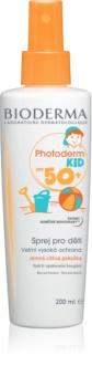 Bioderma Photoderm KID Spray Suojaava Suihke Lapsille SPF 50+
