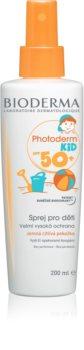 Bioderma Photoderm KID Sprej ochranný sprej pro děti SPF 50+