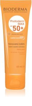 Bioderma Photoderm Max Cream crème solaire teintée SPF 50+