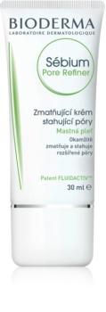 Bioderma Sébium Pore Refiner crema viso leggera effetto matte per chiudere i pori