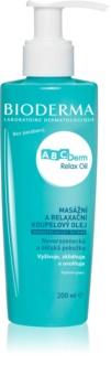 Bioderma ABC Derm Relax Oil aceite corporal para niños
