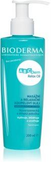 Bioderma ABC Derm Relax Oil huile pour le corps pour enfant
