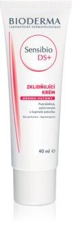 Bioderma Sensibio DS+ Cream nyugtató krém az érzékeny arcbőrre