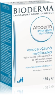 Bioderma Atoderm Nutritive почистващ сапун  за суха или много суха кожа