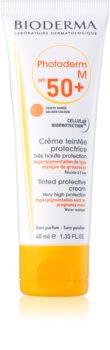 Bioderma Photoderm M Beskyttende creme mod mørke pigmentpletter SPF 50+