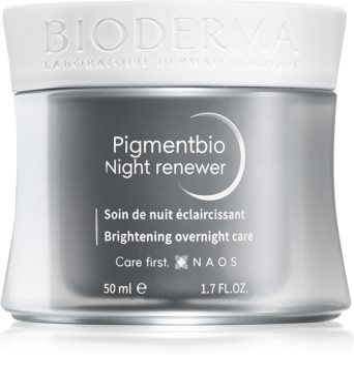 Bioderma Pigmentbio Night Renewer nočni serum proti temnim madežev