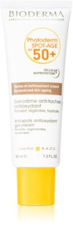 Bioderma Photoderm Spot-Age gel-crème solaire visage anti-taches pigmentaires