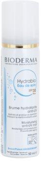 Bioderma Hydrabio Eau de Soin hidratantna zaštitna magla SPF 30