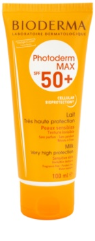 Bioderma Photoderm Max Sonnenmilch für intolerante Haut SPF 50+