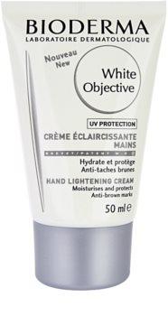 Bioderma White Objective crema de manos contra problemas de pigmentación