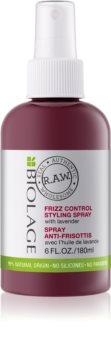 Biolage R.A.W. Styling spray anti-electrizare cu lavanda