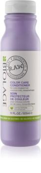 Biolage R.A.W. Color Care après-shampoing pour cheveux colorés