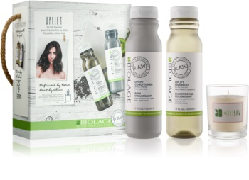 Biolage R.A.W. Uplift lote cosmético I. (para cabello fino y normal) para mujer