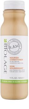 Biolage R.A.W. Nourish acondicionador nutritivo para cabello seco