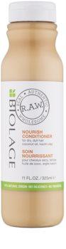 Biolage R.A.W. Nourish après-shampoing nourrissant pour cheveux secs