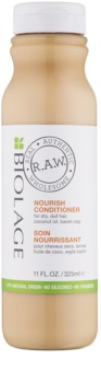 Biolage R.A.W. Nourish hranilni balzam za suhe lase