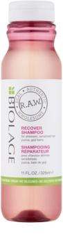 Biolage R.A.W. Recover champô regenerador para cabelo enfraquecido