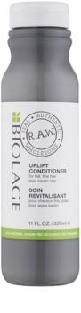 Biolage R.A.W. Uplift acondicionador para dar volumen al cabello fino