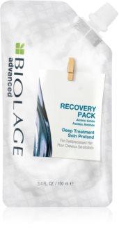 Biolage Advanced Keratindose Dieptereiniging Masker  voor gevoelig  Haar
