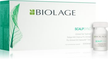 Biolage Essentials ScalpSync tónico anti-queda