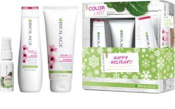 Biolage Essentials ColorLast darčeková sada I. (pre farbené vlasy)