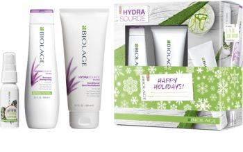 Biolage Essentials HydraSource set cadou (pentru par uscat)