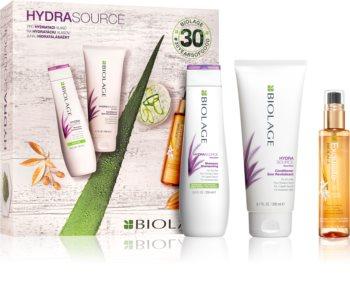 Biolage Essentials HydraSource darilni set I. (za suhe lase)