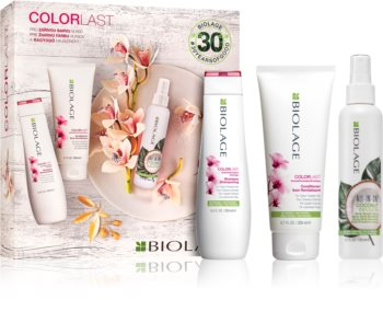 Biolage Essentials ColorLast darilni set I. (za barvane lase)