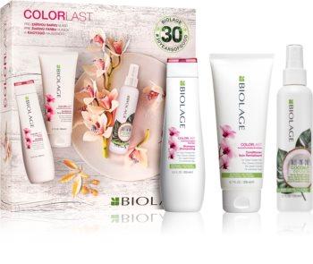 Biolage Essentials ColorLast Geschenkset I. (für gefärbtes Haar)