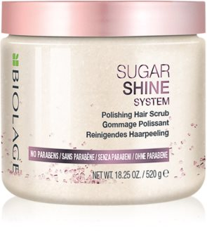 Biolage Essentials Sugar Shine vlasový peeling